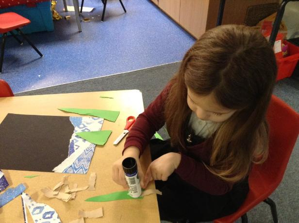 collage making eyfs