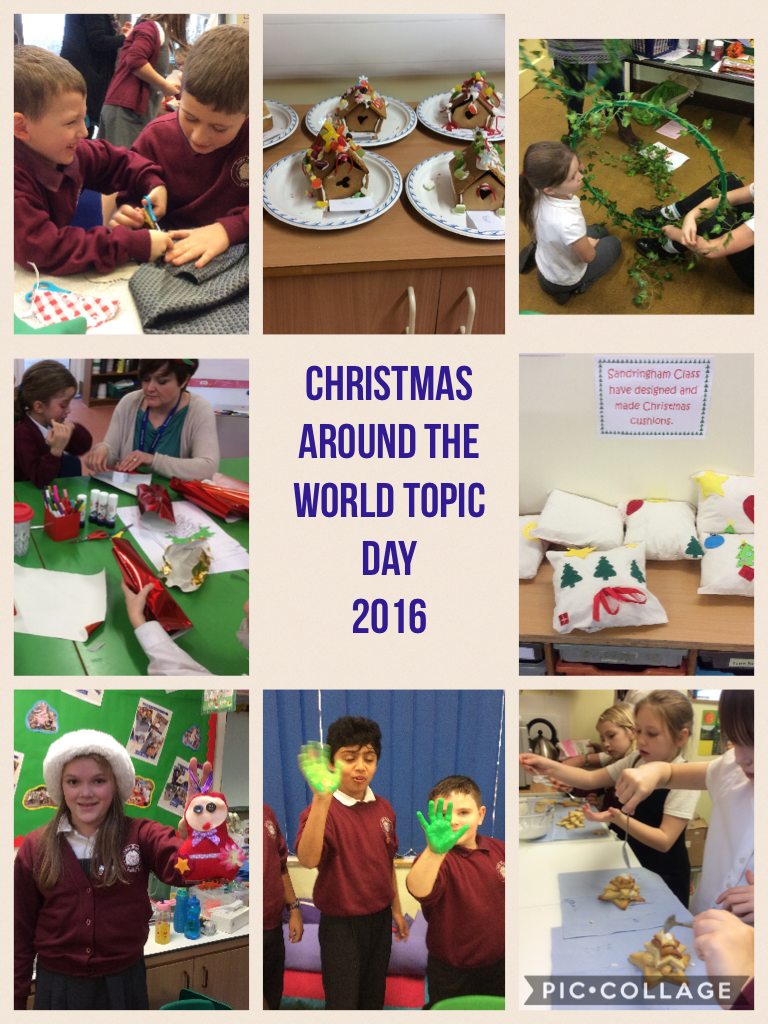 PicCollage christmas 2016